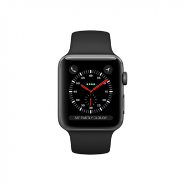 Apple Watch Series 3 Cellular 42 mm Black