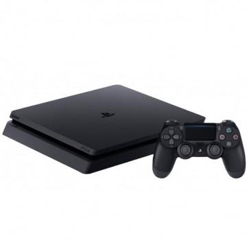 Sony Playstation 4 Slim 500 GB Zwart - Aanbieding