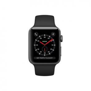 Apple Watch Series 3 Cellular 38 mm Black