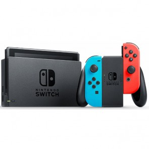 Nintendo Switch Rood en Blauw (2019 revisie)