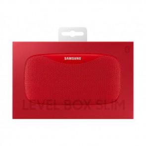 Samsung Level Box Slim Speaker -Red
